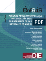Algunas Aproximaciones La Investigacion en Educacion en Ensenanza de Las Ciencias Naturales en Ameri