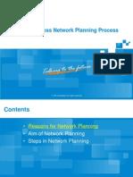 5-WiMAX Wireless Network Planning Process
