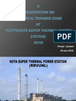 Thermal Power Plant Training PPT