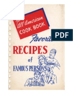 The All American Cook Book