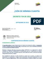 Presentacion - Contratacion de Minima Cuantia Monica Burgos