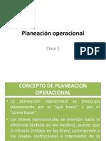 Clase 5 - Planeación operacional.pptx
