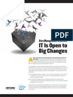 Sap-0252-Data Management Wish List IT is Open to Big Changes