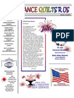 Newsletter JUL 2013