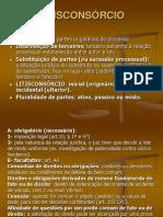 N - DPC I - 07 E 08 - LITISCONSÓRCIO E INTERVENÇÃO 3º