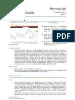Finanza MCall Daily 22052013