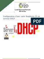 Configuration Serveur DHCP