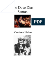 Corinne Heline Los Doce Dias Santos
