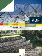 Betonform® ErdoX® - Catálogo (it-fr-es)