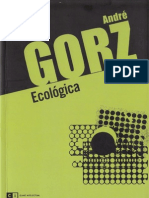 Andre Gorz - Ecologica