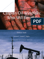 Caspian Oil Windfalls ENGLISH