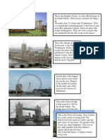 Famous Places in London Elementary