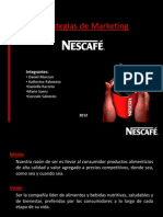 Ppt Final Nescafe (Corregido)