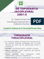 2da Clase Torax - Topografia Torax - Dr. Enriquez