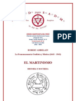 Robert Ambelain El Martinismo Historia y Doctrina
