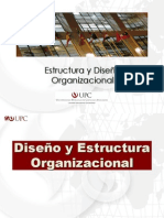 De - Semana 4 - Estructura Diseno Organizacional Innovacion