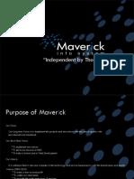 Maverick Info Final