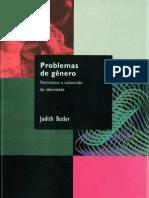 Butler, Judith Problemas de Genero 1-2