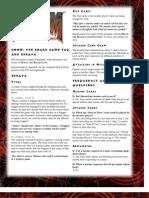 Doom the Board Game Rulebook FAQ