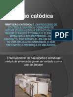 4- PROTEÇÃO CATÓDICA