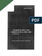 Astronautics and Aeronautics, 1991-1995-A Chronology
