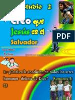 2 Jesus Es El Salvador