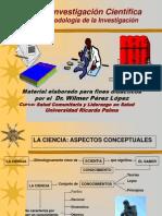 clasesobreinvestigacioncientificadr-wilmerperezl-090505184501-phpapp01