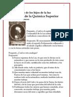 Karl Von Eckartshausen Catecismo de La Quimica Superior Cap 05 La Ciencia de La Separacion de La Luz