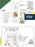 Diagrama Hidraulico D11R CATERPILLAR 1
