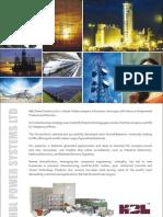 Corporate Leaflet