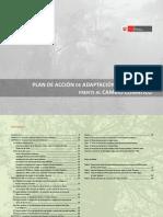 46045830 Plan de Accion de Adaptacion y Mitigacion Frente Al Cambio Climatico Publicacion