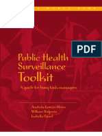 Ph Surveillance Toolkit