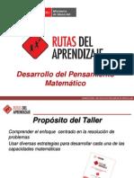 TALLER MACRO MATEMÁTICA INICIAL 2013.ppt
