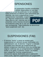 Suspension Es