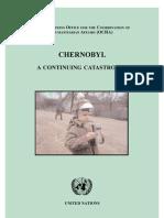 OCHA - Chernobyl, A Continuing Catastrophe