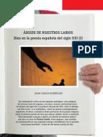 VN2762_pliego - Dios y poesía española del s. XXI - 1