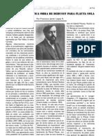 Syrinx_La Dramática obra de Debussy