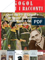 MAZZITELLI Bibliografia Italiana Su Gogol