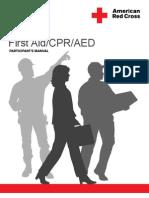 First Aid-Participants Manual - Honest