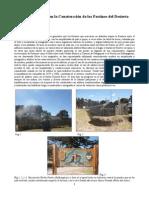 VILA, M. 2013. Uso de la piedra en la construcción de los Fortines del desierto