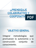 Trabajo Colaborativo vs Trabajo Cooperativo