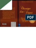 1993 - Chronique d'Un Depart - Livre Daniel Meurois
