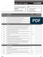 Gateway CEF Checklists B1 3