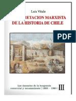 Vitale Luis - Interpretacion Marxista de La Historia de Chile 3