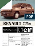 Renault Clio 1993