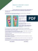 Reflexologia El Almanaque de La Medicina y La Salud