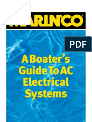 A Boater's Guide To AC Electrical Systems - Marinco ... on