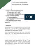Bases de Datos Documentales Estructura y Principios de Uso