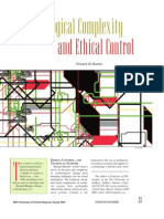 1800040-2004-12 - Technological Complexity and Ethical Control