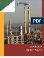 INVALCO Catalog Copy